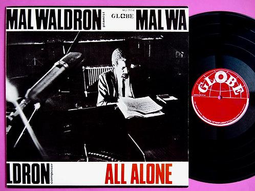 MAL WALDRON / ALL ALONE