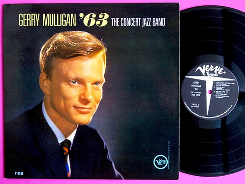 GERRY MULLIGAN / GERRY MULLIGAN '63