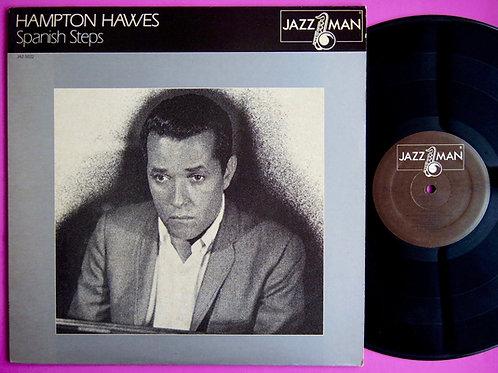 HAMPTON HAWES / SPANISH STEPS