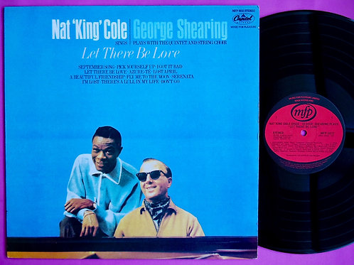NAT KING COLE / LET THERE BE LOVE