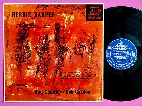 HERBIE HARPER / FEATURING BUD SHANK & BOB GORDON