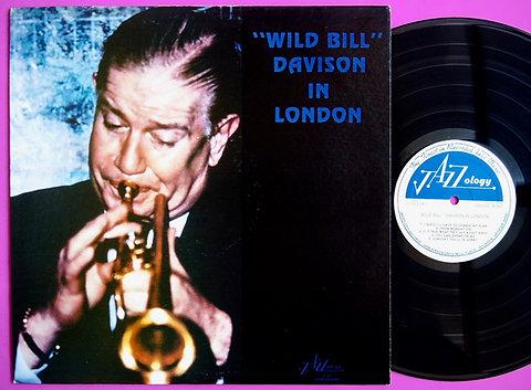 WILD BILL DAVISON / IN LONDON