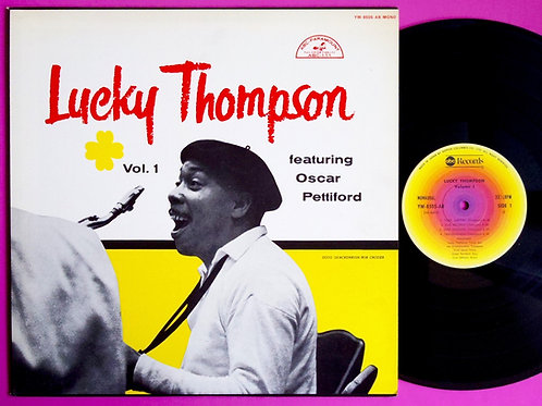 LUCKY THOMPSON / VOL.1