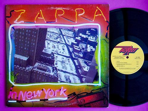 FRANK ZAPPA / IN NEW YORK