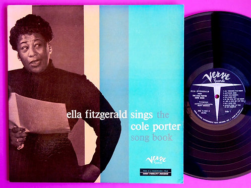 ELLA FITZGERALD / SINGS THE COLE PORTER SONG BOOK