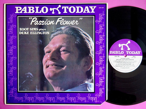 ZOOT SIMS / PASSION FLOWER