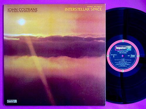 JOHN COLTRANE / INTERSTELLAR SPACE