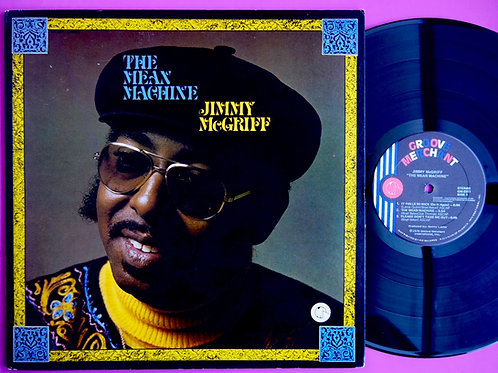 JIMMY McGRIFF / MEAN MACHINE