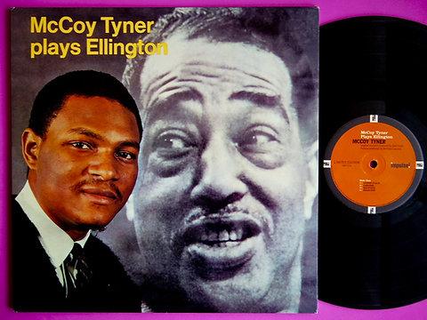 McCOY TYNER / PLAYS ELLINGTON
