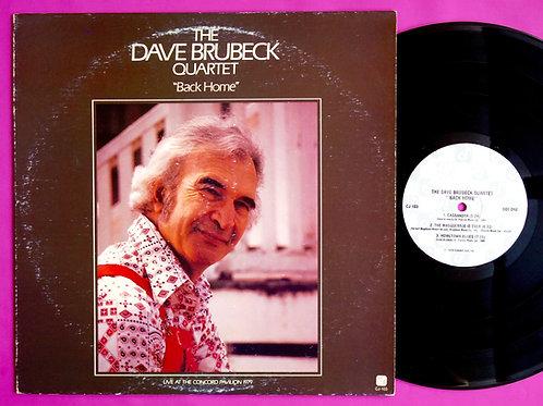 DAVE BRUBECK / BACK HOME