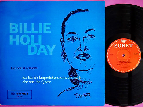 BILLIE HOLIDAY / IMMORTAL SESSIONS