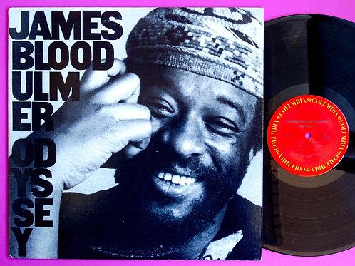 JAMES BLOOD ULMER / ODYSSEY