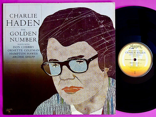 CHARLIE HADEN / THE GOLDEN NUMBER