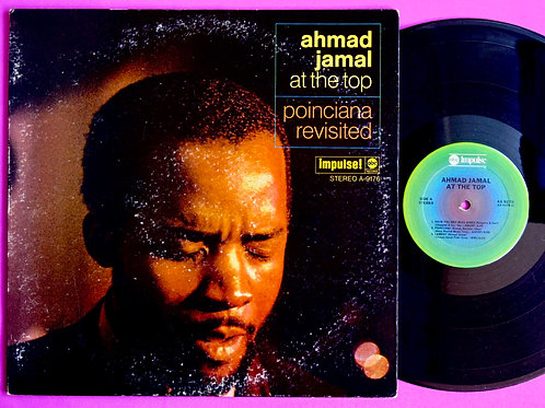 AHMAD JAMAL / AT THE TOP - POINCIANA REVISITED