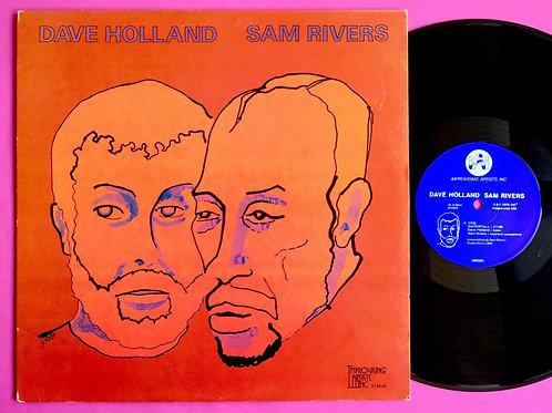 DAVE HOLLAND & SAM RIVERS / SELF TITLED