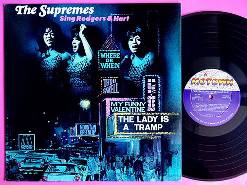 SUPREMES / SING RODGERS & HART
