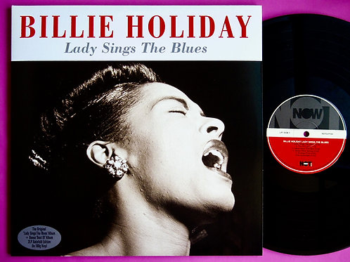 BILLIE HOLIDAY / LADY SINGS THE BLUES