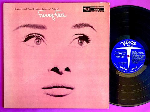 ORIGINAL SOUND TRACK / FUNNY FACE