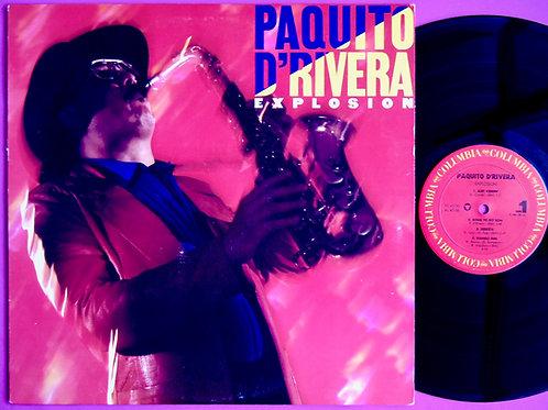 PAQUITO D'RIVERA / EXPLOSION