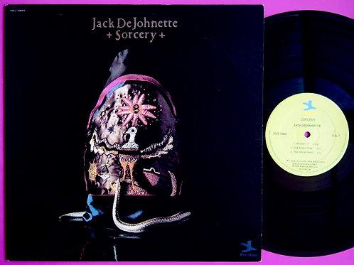 JACK DeJOHNETTE / SORCERY