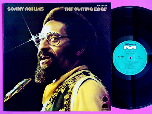 SONNY ROLLINS / THE CUTTING EDGE