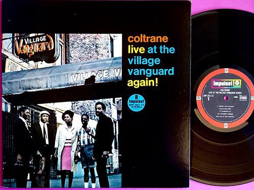 JOHN COLTRANE / LIVE AT THE VILLAGE VANGUARD AGAIN