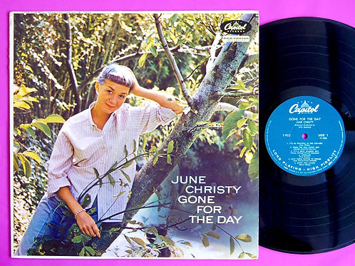 JUNE CHRISTY / GONE FOR THE DAY