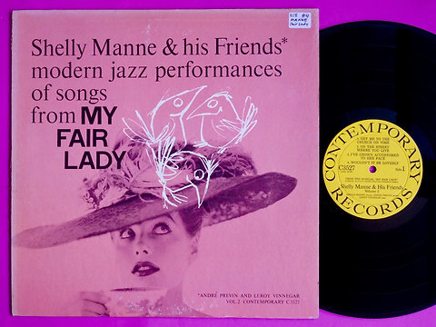 SHELLY MANNE / MY FAIR LADY