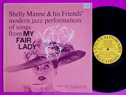 SHELLY MANNE / MY FAIR LADY
