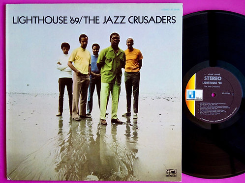 THE JAZZ CRUSADERS / LIGHTHOUSE '69