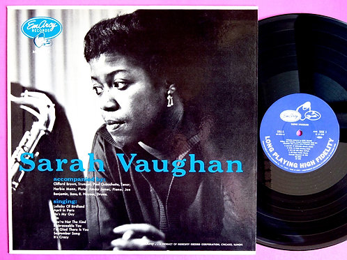 SARAH VAUGHAN / SELF TITLED