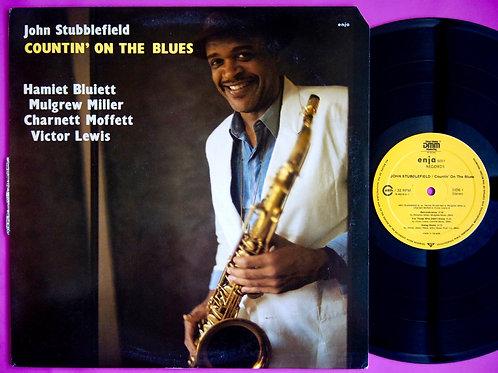 JOHN STUBBLEFIELD / COUNTIN' ON THE BLUES