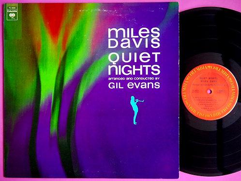 MILES DAVIS / QUIET NIGHTS