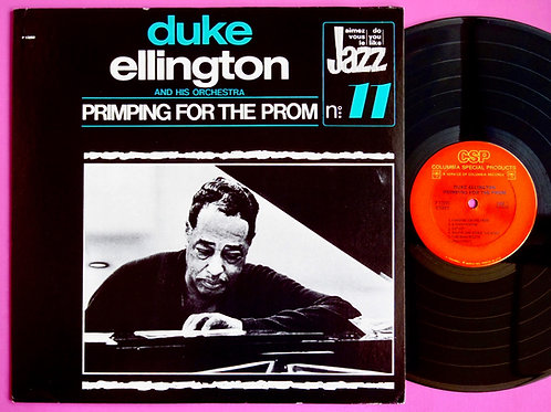 DUKE ELLINGTON / PRIMPING FOR THE PROM