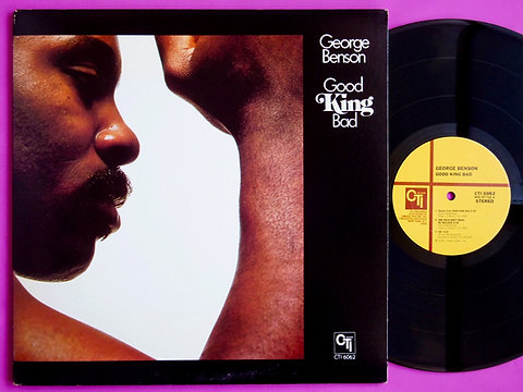 GEORGE BENSON / GOOD KING BAD