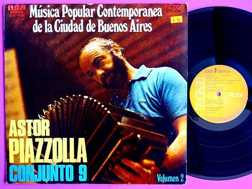 ASTOR PIAZZOLLA / MUSICA POPULAR CONTEMPORANEA VOL.2