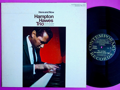 HAMPTON HAWES / HERE AND NOW
