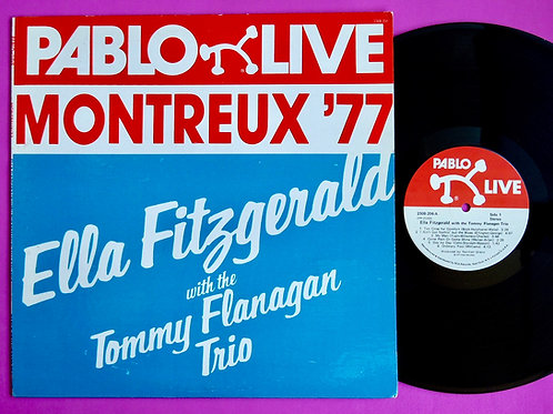 ELLA FITZGERALD / MONTREUX '77
