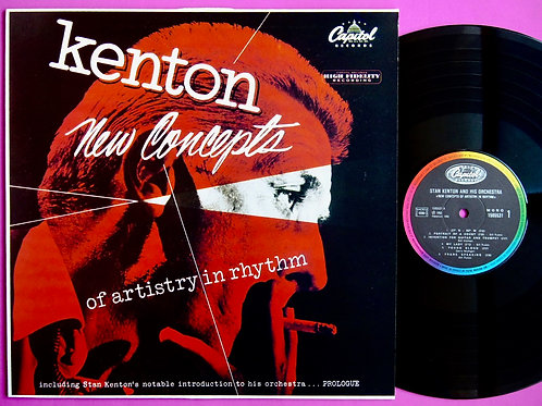 STAN KENTON / NEW CONCEPTS