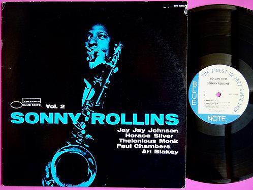 SONNY ROLLINS / VOL.2