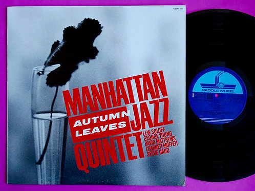 MANHATTAN JAZZ QUINTET / AUTUMN LEAVES