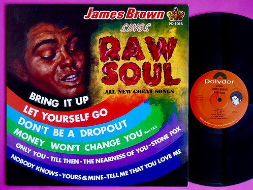 JAMES BROWN / RAW SOUL