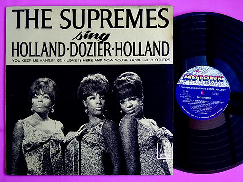 SUPREMES / SING HOLLAND・DOZIER・HOLLAND