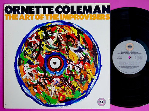 ORNETTE COLEMAN / THE ART OF THE IMPROVISERS