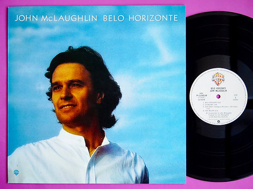 JOHN McLAUGHLIN / BELO HORIZONTE
