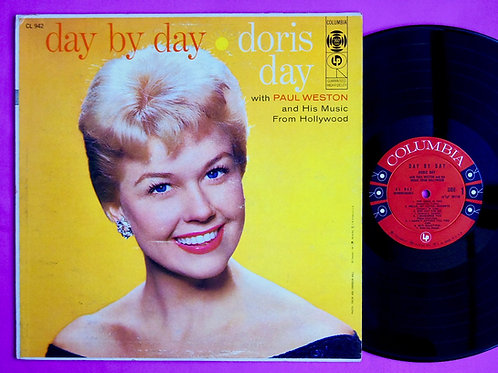 DORIS DAY / DAY BY DAY