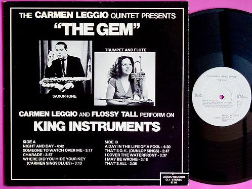 CARMEN LEGGIO / THE GEM