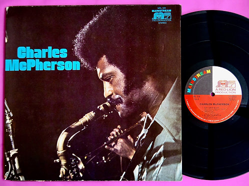CHARLES McPHERSON / SELF TITLED
