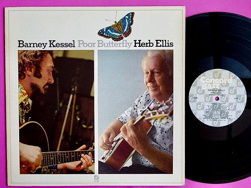 BARNEY KESSEL & HERB ELLIS / POOR BUTTERFLY