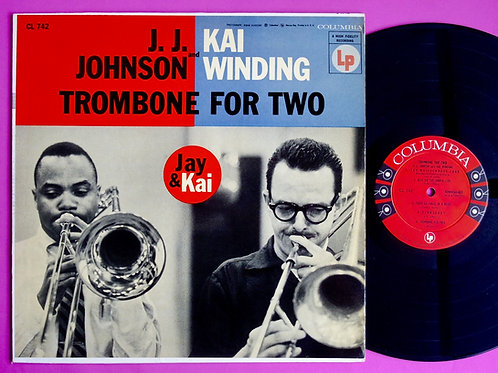 J.J. JOHNSON & KAI WINDING / TROMBONE FOR TWO